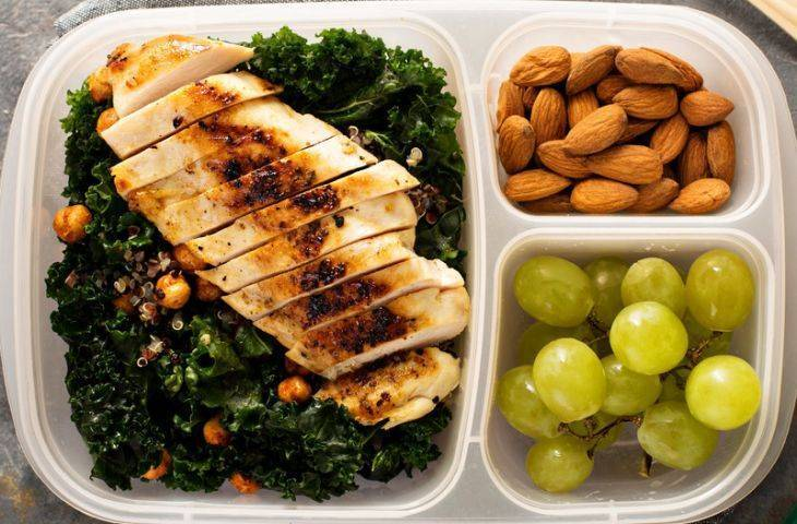 En Kısa Sürede Sağlıklı Bir Akşam Yemeği İçin Kolları Sıvayın