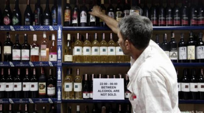 Alkol satışında flaş gelişme! Cezası var