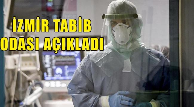 Pandemi sürecinde 110 sağlık emekçisini kaybettik