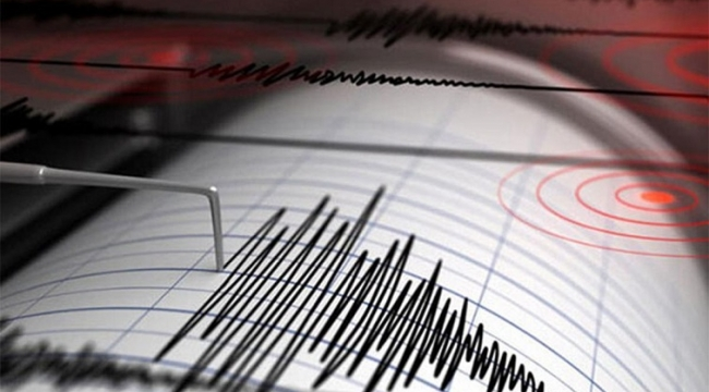 Son dakika… KKTC'de 5 büyüklüğünde deprem