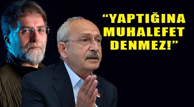 Ahmet Hakan, Kemal Kılıçdaroğlu'nu hedef aldı!