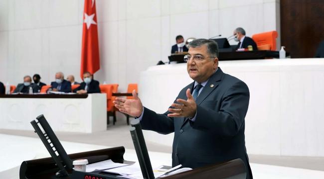 CHP'li Sındır, torba yasadaki maddeleri eleştirdi
